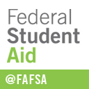 Federal Student Aid: FAFSA (logo associated with Twitter Account)