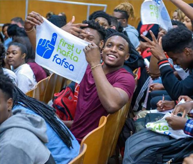 Jackson students loved the marketing campaign slogan,